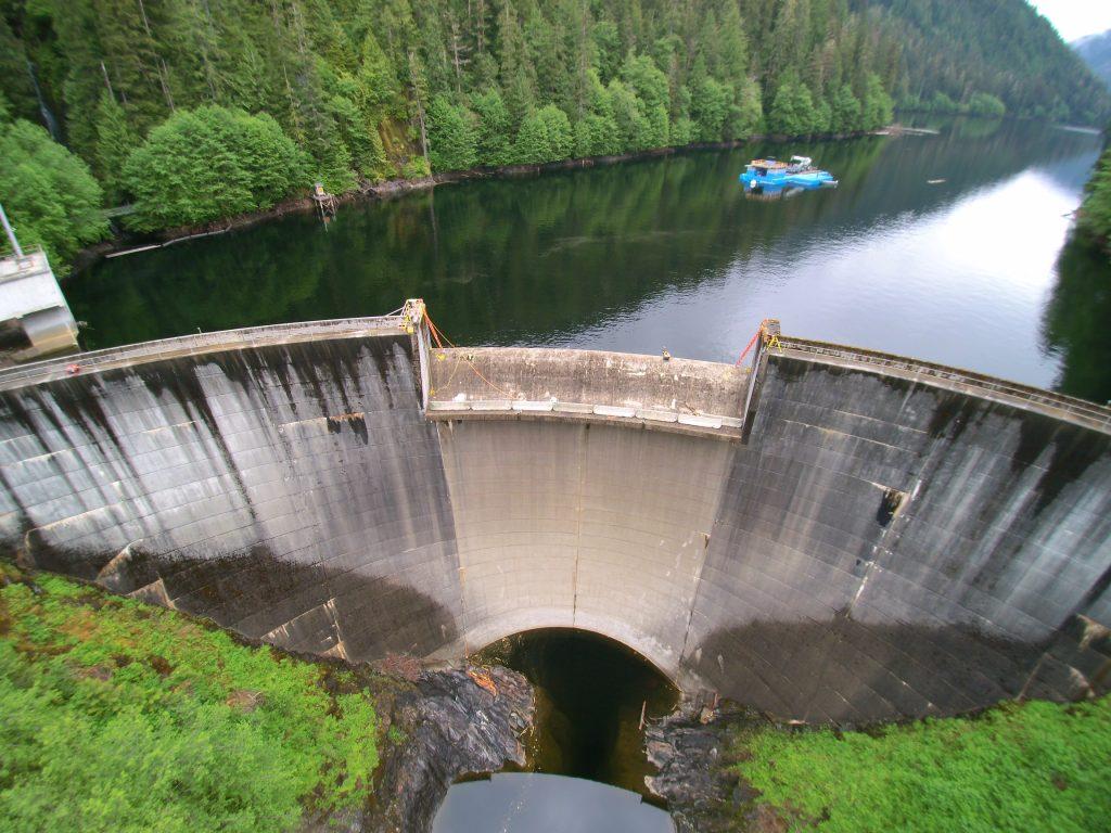 Swan Lake Dam