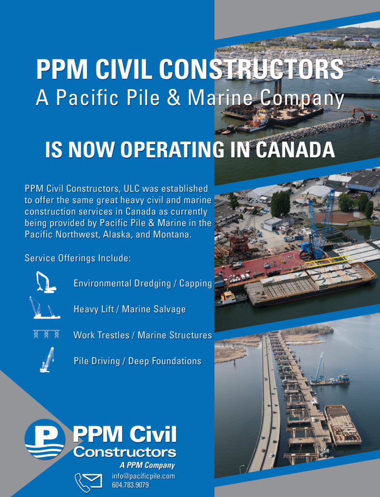 PPMCC Piling Canada